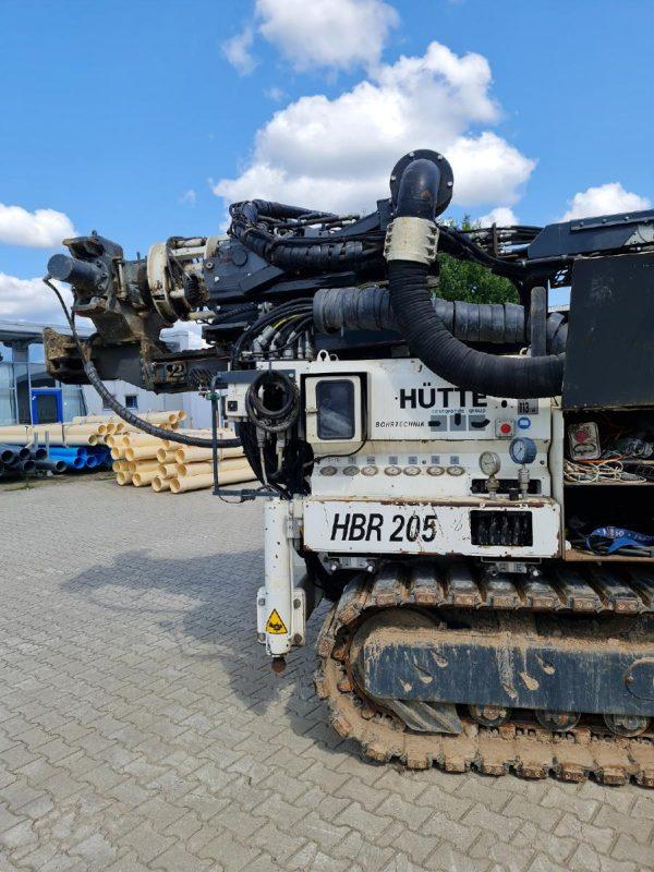 Hutte HBR 205 GEO