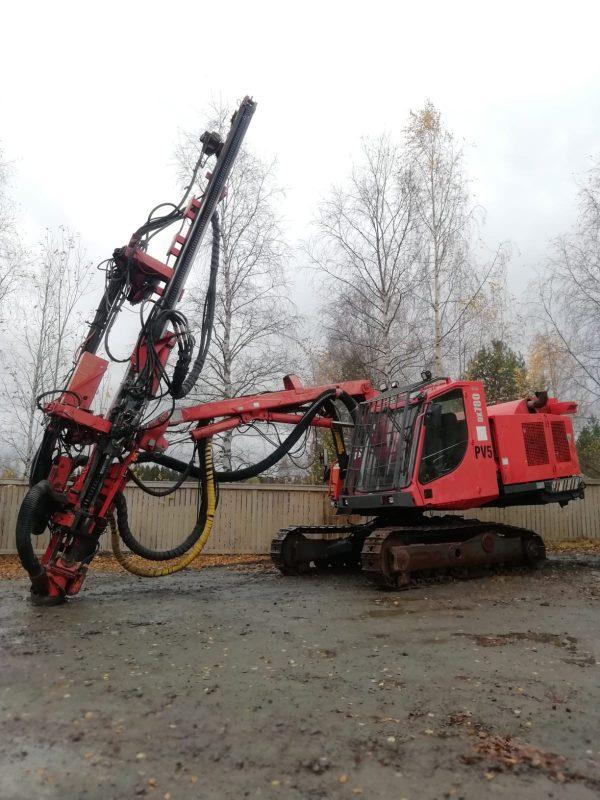 Sandvik DX780