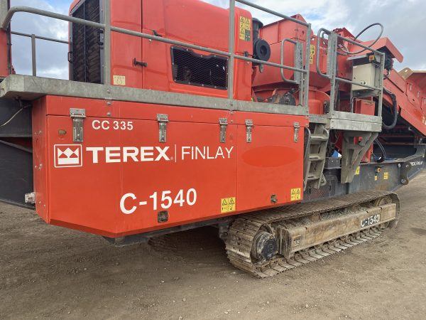 Terex Finlay C-1540